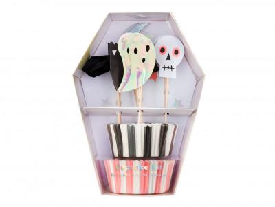 Cupcakes Kit d'Halloween