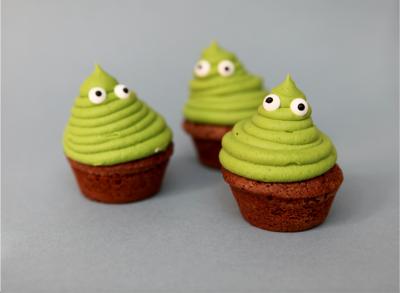 Cupcake Monstre