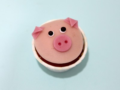 Cupcakes animaux cover image