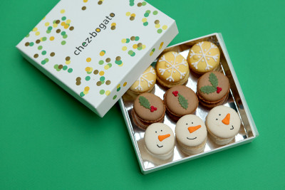 Macarons de Noël cover image