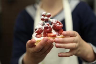 Pimp' ta tarte de Noël cover image