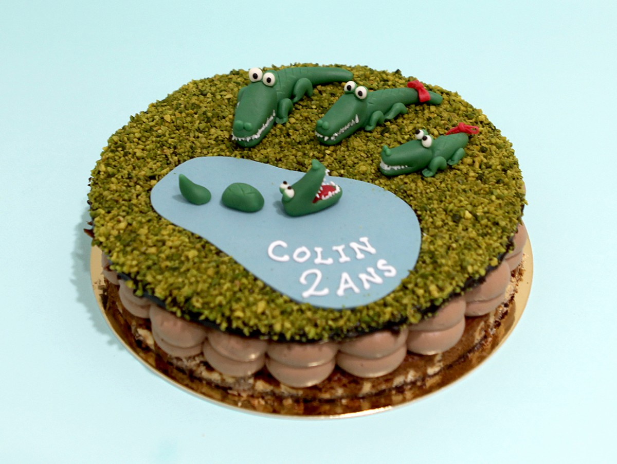 La mare aux crocodiles