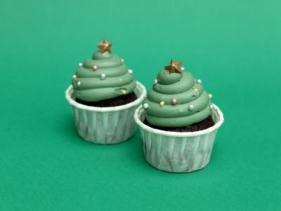 Cupcakes de Noël cover image