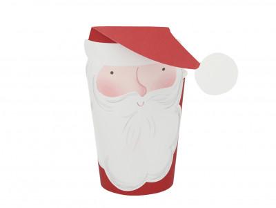 Gobelets Père Noël