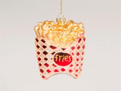 Décoration de sapin - Frites