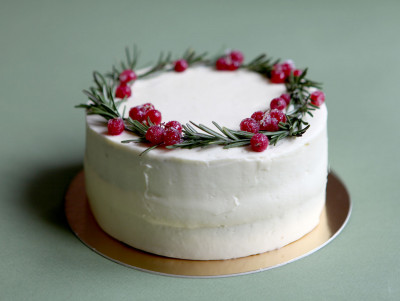 Nude cake d'hiver
