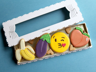 Coffret Emoji love