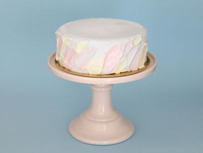 Gâteau Pastel Cream cake avec recette Fraisier Barbapapa