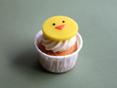 Cupcake Poussin