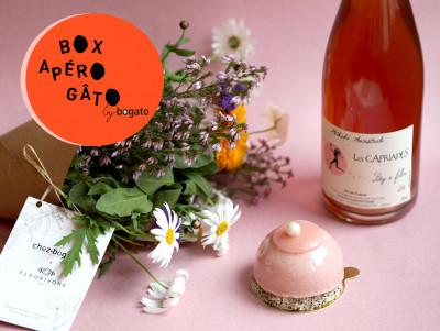 Box Pâtisseries & Fleurs