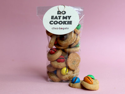Mini Cookies M&M's