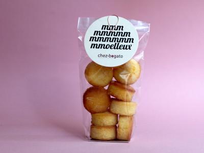 Mini Moelleux Citron