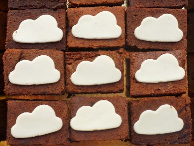Mini Fondants Nuages