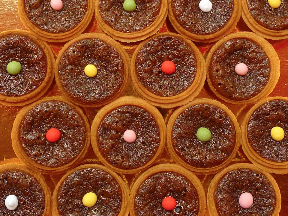Mini Tartelettes Carambar