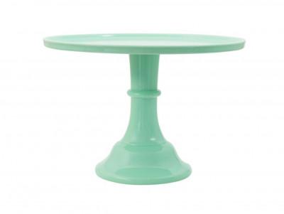 Cake stand Vert aqua