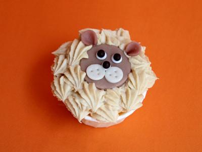 Chez Bogato - Pâtisserie paris - Cupcake lion
