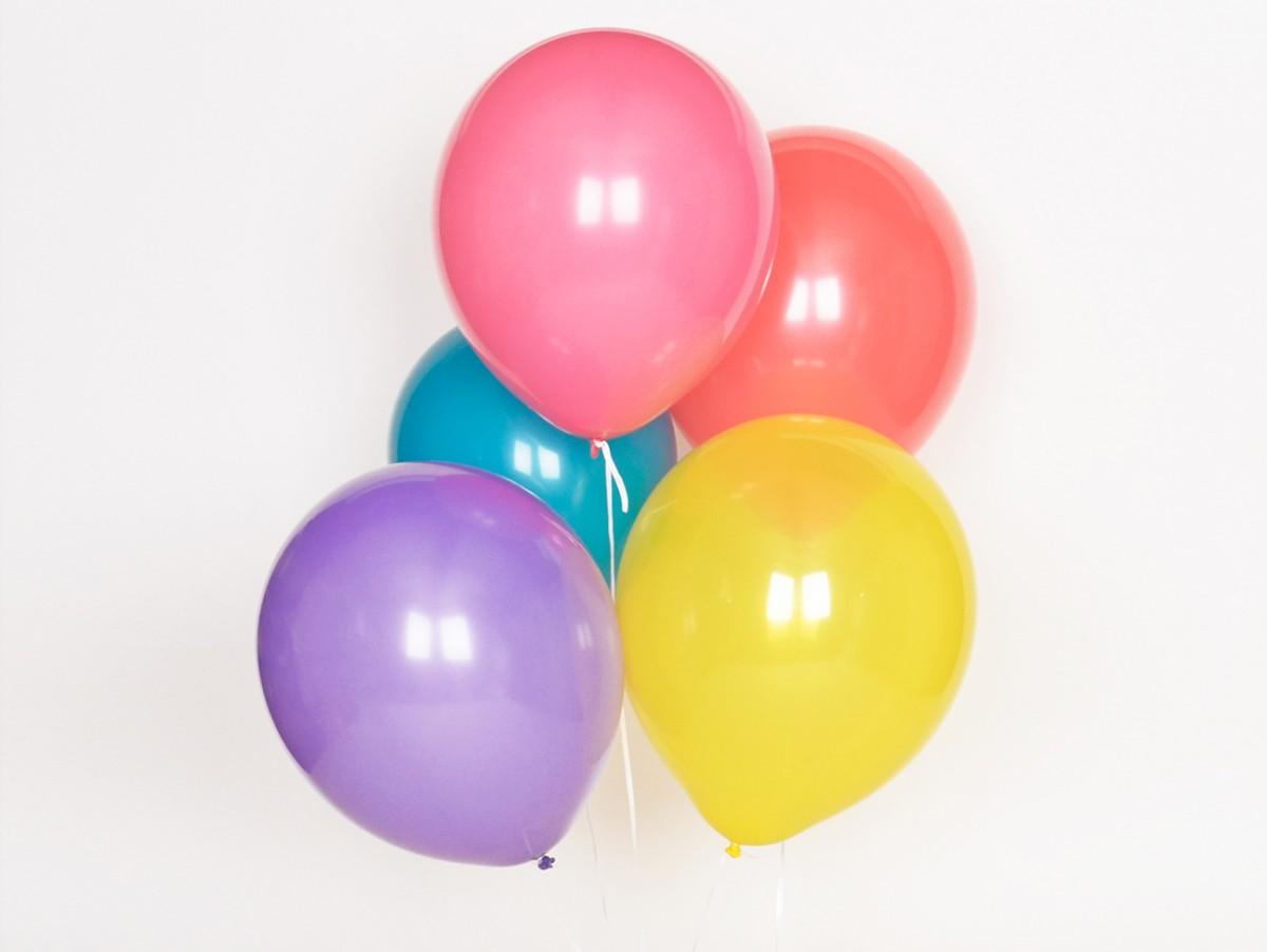Ballons Trio multico