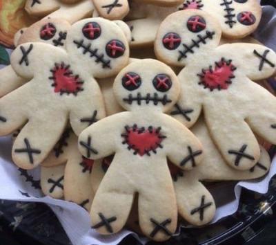 Atelier Goûter - Cookies monstres cover image