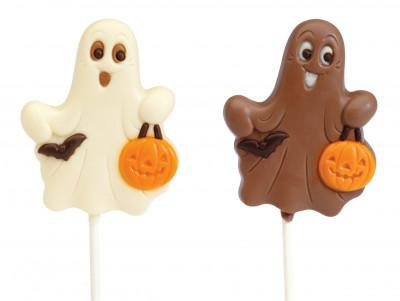 Duo de sucettes fantôme
