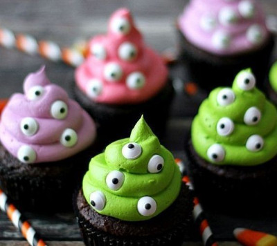 Atelier Kids - Cupcakes d'Halloween cover image