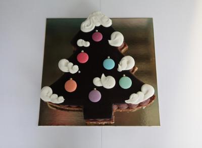 Atelier Kids - Number cake x Sapin de Noël cover image