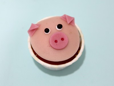 Cupcake Cochon