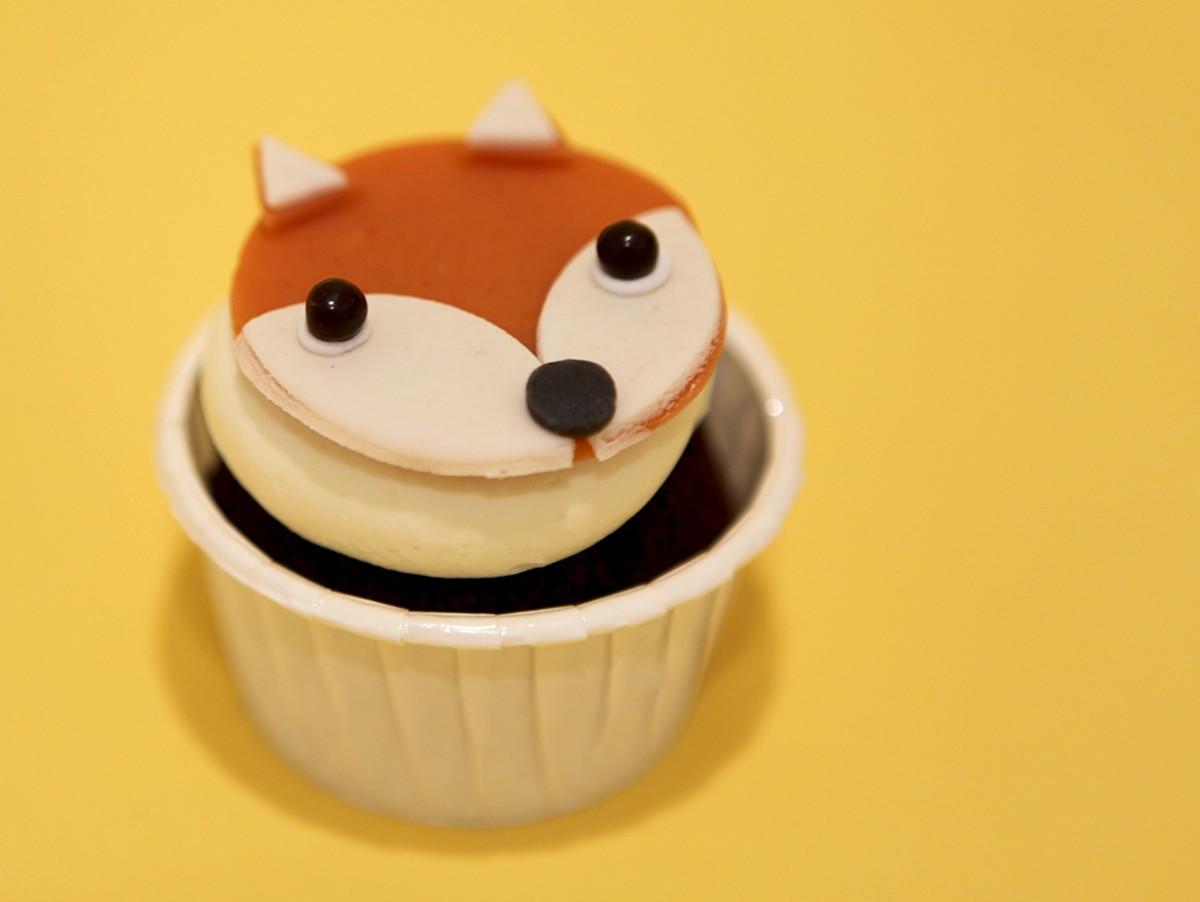 Cupcake Renard