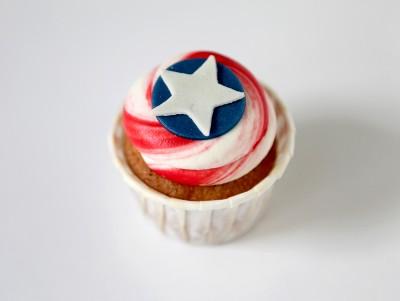 Cupcake Super Héros