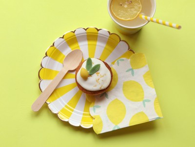 Moelleux Citron & polenta