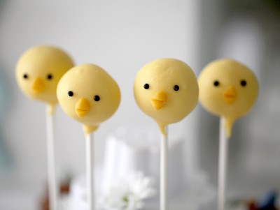 Cakepops Poussin