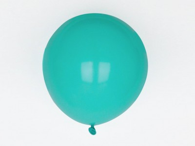 Ballons Unis aqua marine