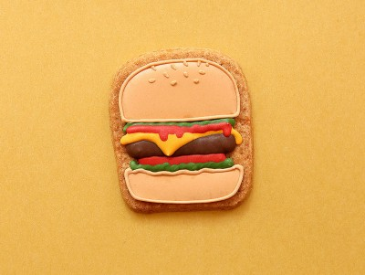 Sablé Burger