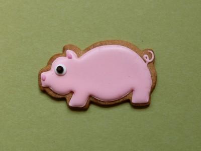 Sablé Cochon