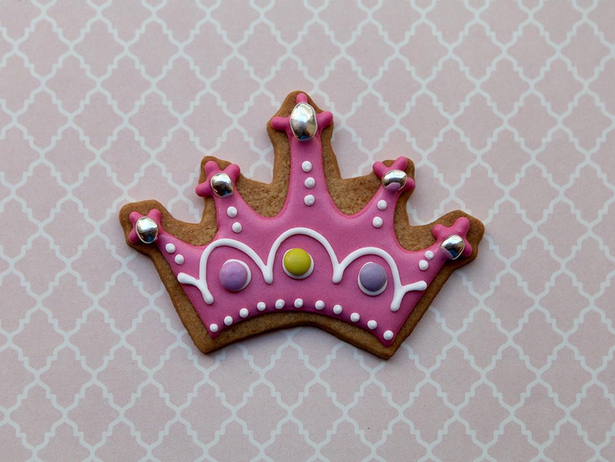 Sablé Couronne de Reine