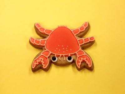 Sablé Crabe