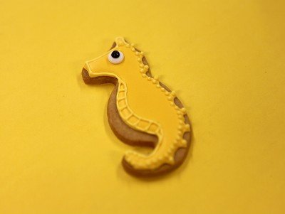 Sablé Hippocampe