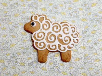 Sablé Mouton