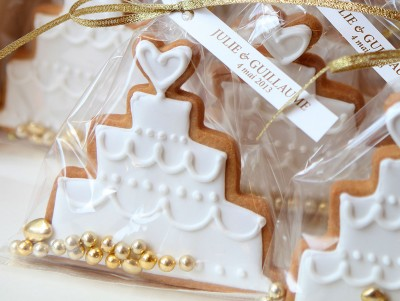 Sablé Wedding Biscuit