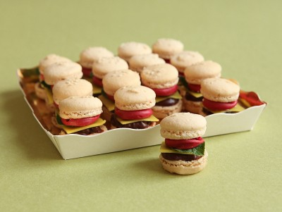 Mini Sweetburgers