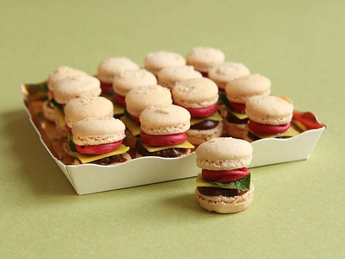 Mini Sweetburgers
