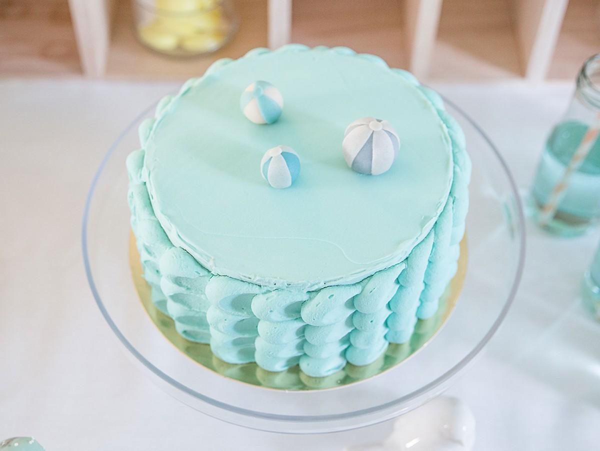 Baby Cream Bleu