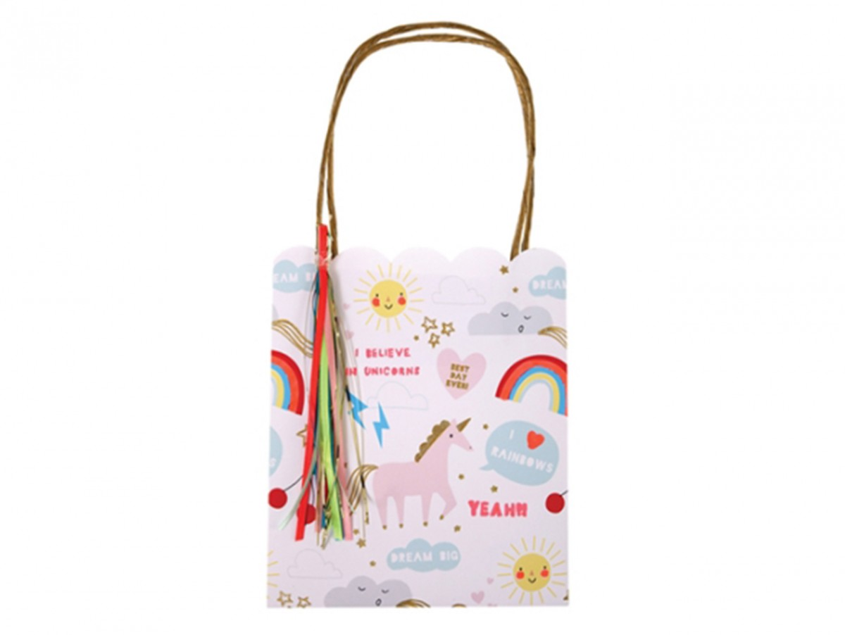 Party bag Licorne