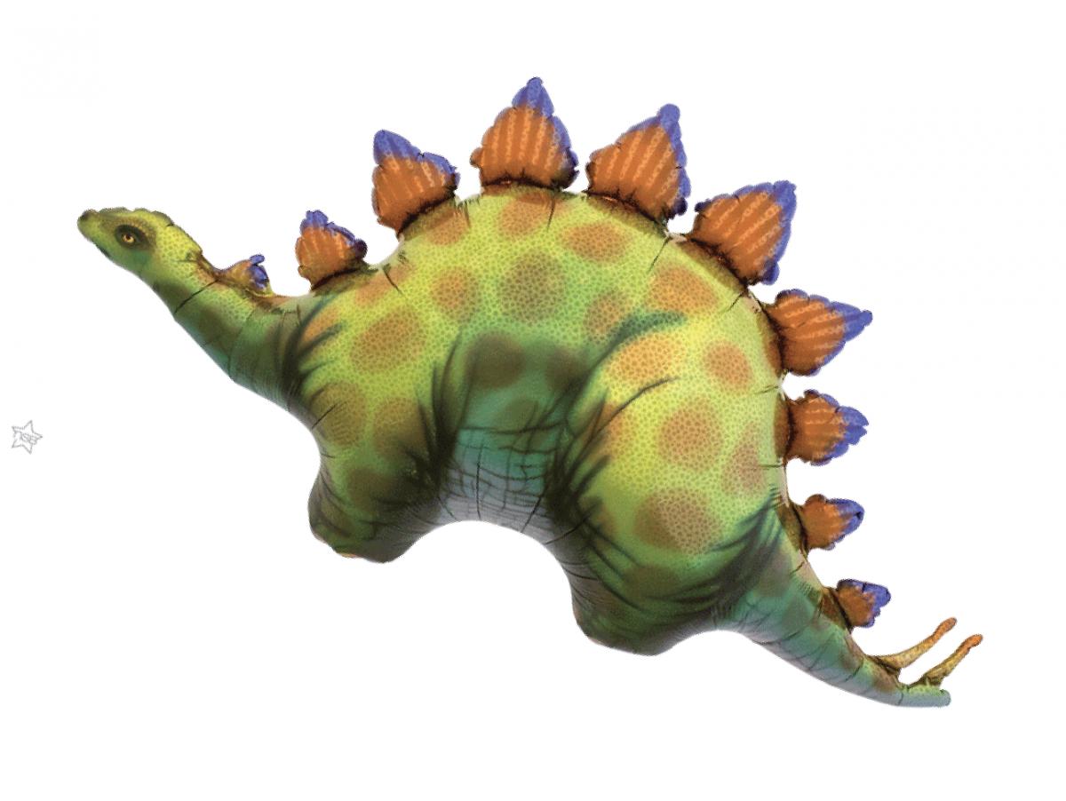 Ballon Stegosaurus