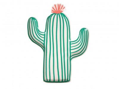 Assiettes Cactus