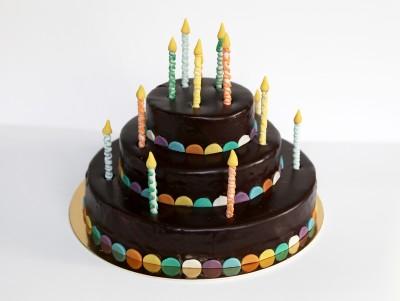 Bon anniversaire chocolat