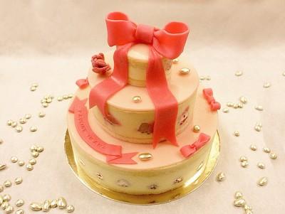 Gâteau Chalala Rose