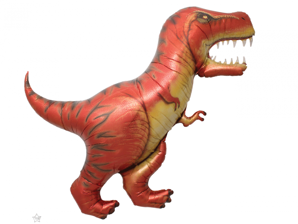 Ballon T-Rex