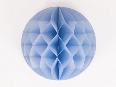 Boule de papier - Bleu