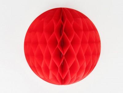 Boule de papier - Rouge