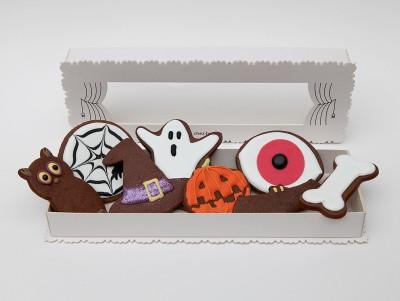 Sablés décorés d'Halloween cover image